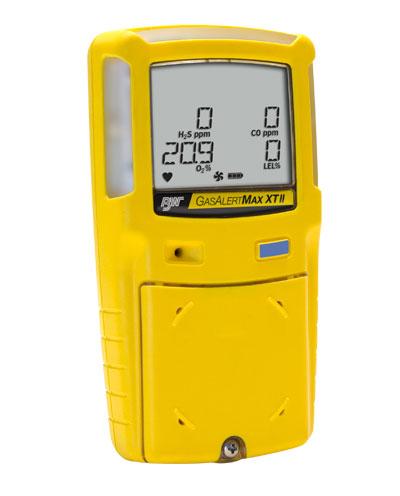 GasAlertMax XT 泵吸式四合一气体检测仪